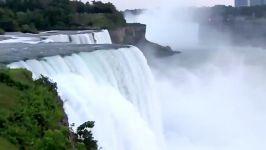 آبشار نیاگارا زاویه ای بسیار باحال جالب