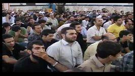 جدیدترین جلسه روضه حاج محمود کریمی در کنار استاد حاج محمد نوروزی روضه حضرت اباالفضلع رمضان 91