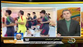 مخالفت ترابیان سرمربیگری شمسایی در تیم ملی