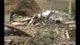 از بازدید جمعی اهالی فوتبال کشور مناطق زلزله زده آذربایجان شرقی