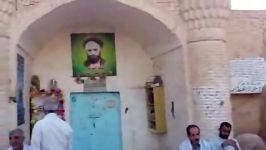 مرقد علّامه قاضی در وادی السلام نجف اشرف