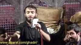 کربلائی علی فلاح پور هیئت عشاق الشهدا شهادت امام رضاع