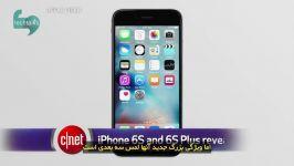 کنفرانس اپل آی فون ۶ اس آس فون ۶ اس پلاس معرفی شدند