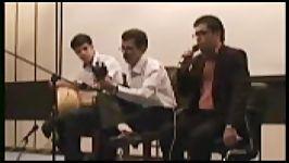 کنسرت دشتی علی افسری نژاد دانشگاه آزاد سیرجان