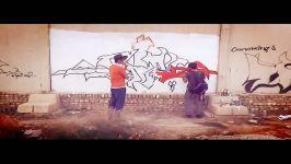 گرافیتی فرجام036 برای پوریا پوتک