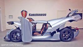ابر ماشین Koenigsegg Regera شماره 2