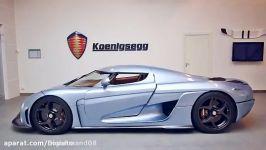 Koenigsegg Regera خودرویی می تواند تغییر شکل دهد