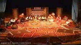 کنسرت شاد قشقایی در شیراز♫♫♫  ترکی ایل قشقایی