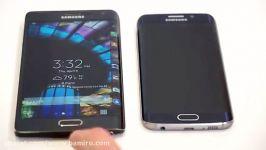 مقایسه Samsung Galaxy S6 edge Galaxy Note Edge