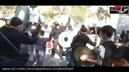 عاشورای حسینی هیئت ذنجیر زنی علمدار الحسین ع