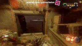 Easter Egg زامبی Black Ops 3 دکتر ریکتافن زامبی دیدنی