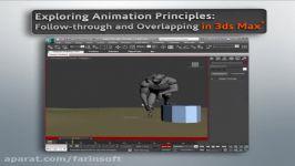 دانلود آموزش جامع تکنیک های انیمیشن سازی Follow Thro...