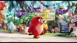 َThe Angry Birds Movie پرندگان خشمگین فیلم اصلی