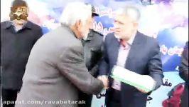 افتتاح پایگاه اورژانس 115 خیر ساز، خیر آباد اراک