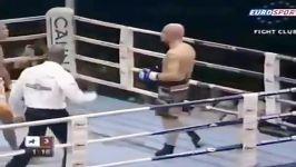 مبارزه تایرون اِسپونگ یوری مِس 2006