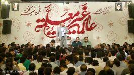 حاج محمود کریمی مدح شب شبِ آمرزش شبِ برکات است