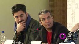 تمجید اهنگساز فیلم ابنبات چوبی