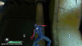نبرد مرد عنکبوتی کارنیج در بازی مرد عنکبوتی شگفت انگ