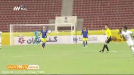 ذوب آهن 3 0 النصر عربستان پیروزی مقتدرانه ذوب آهن