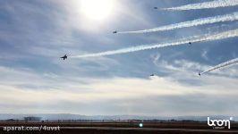 جلوه صوتی جنگنده مک دانل داگلاس افای ۱۸ هورنت