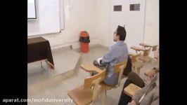 مهندس احراری دانشگاه مفید تفسیر قرآن كریم