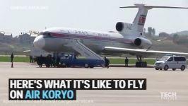 بد ترین هواپیمایی دنیا ، هواپیمایی کره شمالی