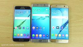 Samsung Galaxy S7 Edge VS S6 Edge Plus VS S6 Edge plus
