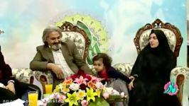 مصاحبه خانواده سیدحسین جلالی بازیگرنقش پیامبرص