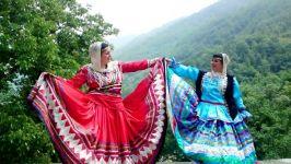 ترانه زیبای گیلکی دَمبوکه زنُم صدای ناصر مسعودی