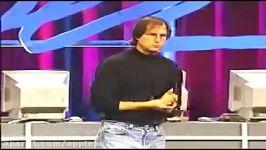 كنفرانس اپل 1997 آینده اپل توسط استیو جابز
