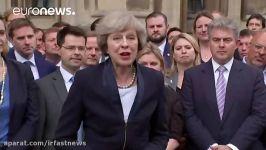 ترزا مِی ، نخست وزیر جدید بریتانیا