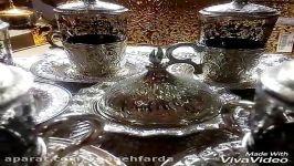 سرویس های چای خوری قهوه خوری سنا ترکیه