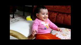 دختر خوش خنده پریسا