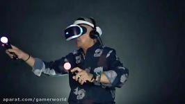 معرفی محصول جدید پلی استیشن VR، ١٣ اكتبر به قیمت ١٤٠٠
