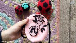 كیف مارینت یویوی شگفت انگیز لیدی باگ ساخت خودم