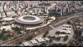 استادیوم ماراکانا؛ محل برگزاری افتتاحیه المپیک 2016