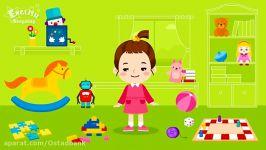 آموزش زبان انگلیسی برای کودکان  آموزش کلمات انگلیسی