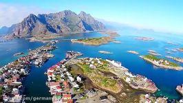 جزایر لوفوتن  کشور نروژ
