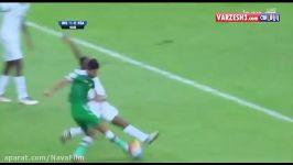 خلاصه بازی عراق 1 2 عربستان مقدماتی جام جهانی 2018