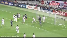 گلهای بازی ژاپن 1 2 امارات مقدماتی جام جهانی