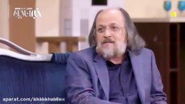 فیلمگفتگوی مهران مدیری امین تارخ در دورهمی