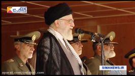 بیانات رهبری در مراسم دانش آموختگی دانشگاه افسری ارتش