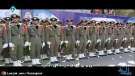 سان دیدن رهبر انقلاب دانشجویان دانشگاه افسری ارتش