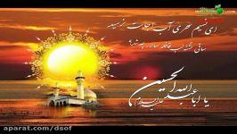 سرم رفته بس سرم شب سوم حاج میثم مطیعی