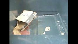 پرس ضایعات کاغذ کاغذ کارتن مقوا بسته بندی