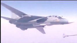 پرواز تامکت های ایرانی  جنگنده  نیروی هوایی ایران  خلبانان