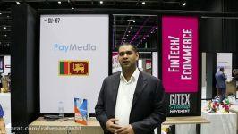 گفت وگو بنیانگذار استارت آپ PayMedia سریلانکا
