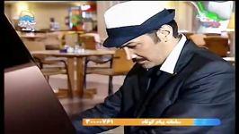پیانو زدن حسام نواب صفوی برای اولین بار در تلویزیون در برنامه صبح خلیج فارس در شبکه خلیج فارس