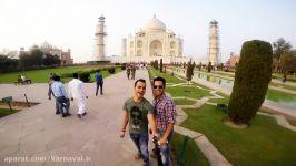 کارناوال  تاج محل  تاج مرمرین هند