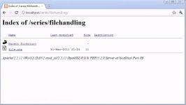 آموزش پی اچ پی77  File Handling  Writing to a File
